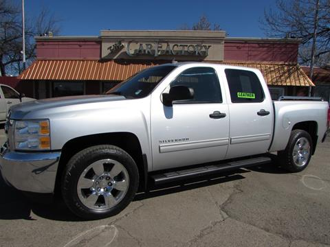 2013 Chevrolet Silverado 1500 for sale in Billings, MT