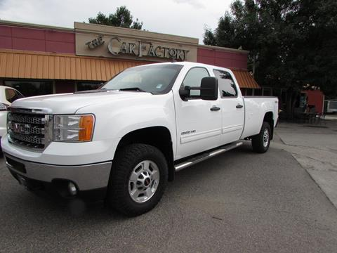 2012 GMC Sierra 2500HD for sale in Billings, MT