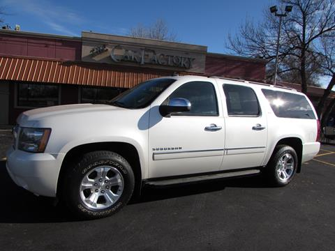 2011 Chevrolet Suburban for sale in Billings, MT