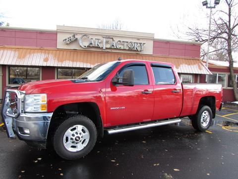 2011 Chevrolet Silverado 2500HD for sale in Billings, MT