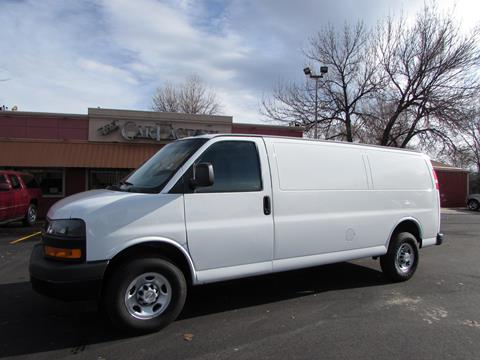 2018 Chevrolet Express Cargo for sale in Billings, MT