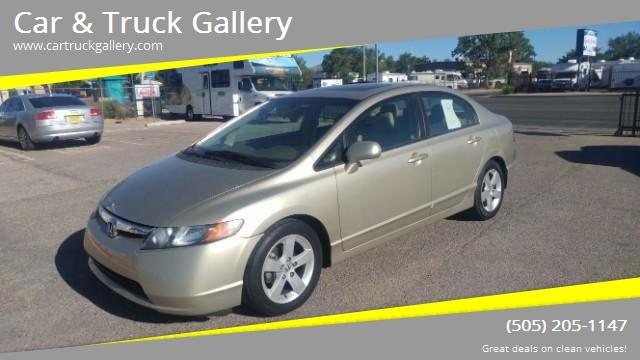 2008 Honda Civic For Sale At Car U0026 Truck Gallery In Albuquerque NM