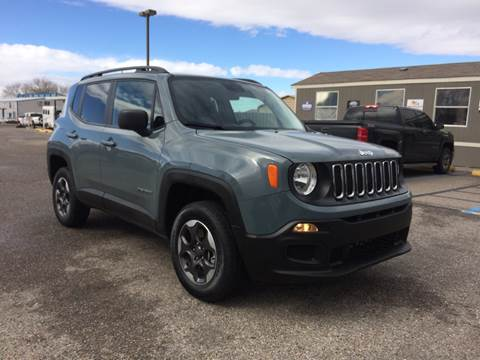 2017 Jeep Renegade for sale in Albuquerque, NM