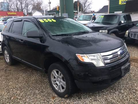Ford Edge For Sale At Greenlight Auto Sales In Akron Oh