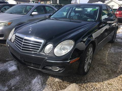 Used mercedes benz e class for sale in akron oh for Mercedes benz akron ohio