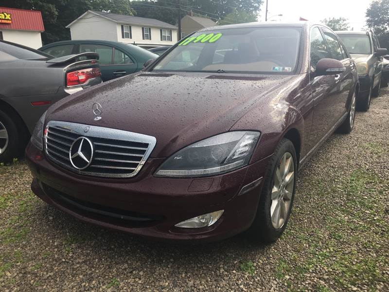 2007 Mercedes Benz S Class For Sale At GREENLIGHT AUTO SALES In Akron OH