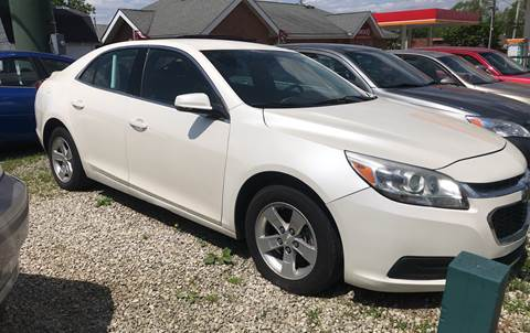 2014 Chevrolet Chevelle Malibu for sale in Akron, OH