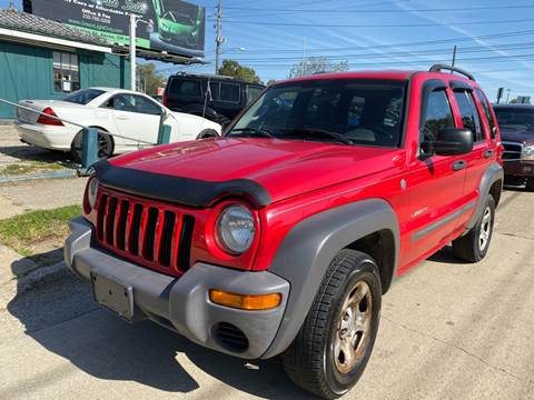 2004 Jeep Liberty for sale in Akron, OH