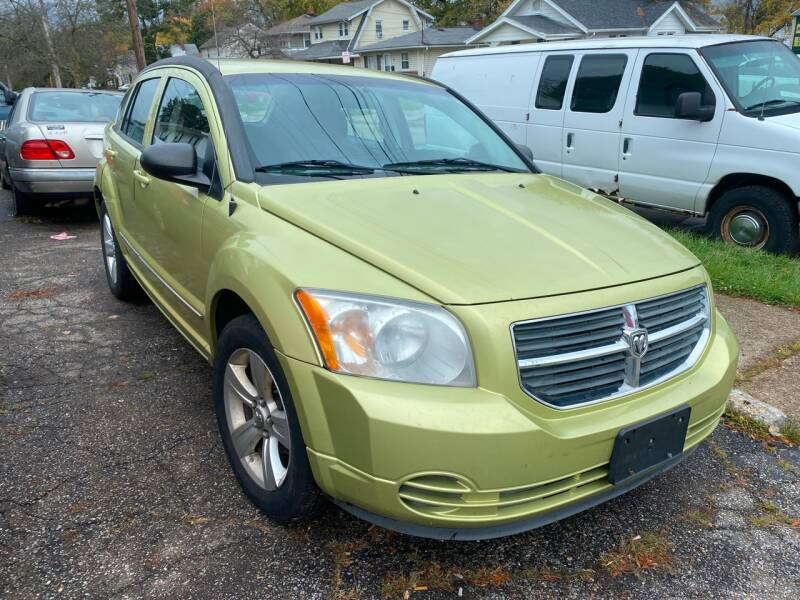 2010 Dodge Caliber for sale at GREENLIGHT AUTO SALES in Akron OH