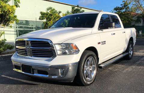2014 RAM Ram Pickup 1500 for sale at Meru Motors in Hollywood FL