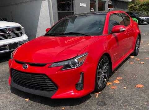 2014 Scion tC for sale at Meru Motors in Hollywood FL