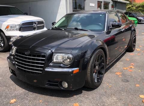 2008 Chrysler 300 for sale at Meru Motors in Hollywood FL