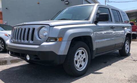 2014 Jeep Patriot for sale at Meru Motors in Hollywood FL