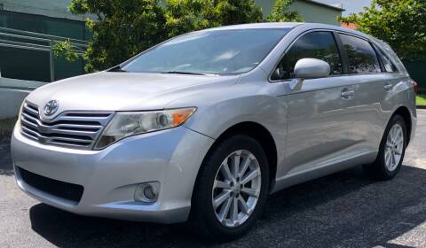 2009 Toyota Venza for sale at Meru Motors in Hollywood FL