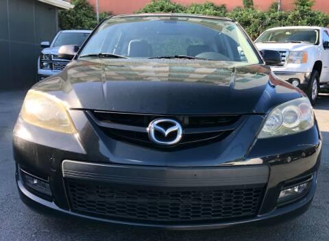 2008 Mazda MAZDASPEED3 for sale at Meru Motors in Hollywood FL