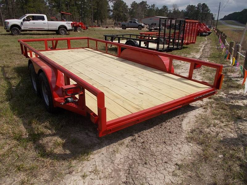 2018 Stagecoach Tandem Slope 83x16 for sale at RED ALLEN DIESEL in Anacoco LA