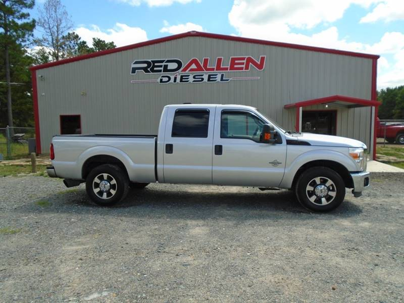 2013 Ford F-250 Super Duty for sale at RED ALLEN DIESEL in Anacoco LA