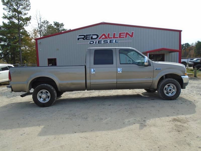 2002 ford f 250 super duty lariat in anacoco la red allen diesel 2005 F-250 Lariat 2002 ford f 250 super duty for sale at red allen diesel in anacoco la
