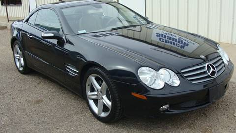 2005 Mercedes-Benz SL-Class for sale at Chuck Spaugh Auto Sales in Lubbock TX