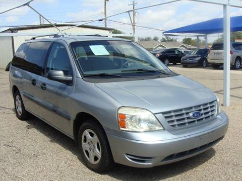 2007 Ford Freestar for sale in Lubbock, TX