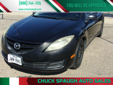 2010 Mazda MAZDA6 for sale at Chuck Spaugh Auto Sales in Lubbock TX