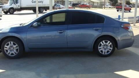 2011 Nissan Altima for sale at Chuck Spaugh Auto Sales in Lubbock TX