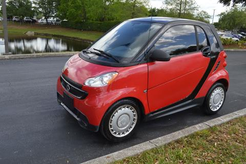 2013 Smart fortwo for sale in Tampa, FL