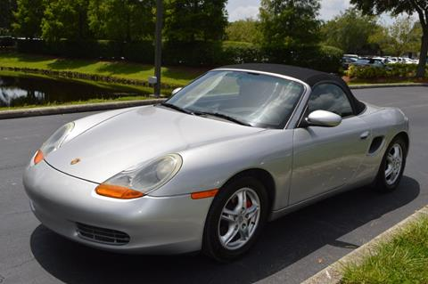 1998 Porsche Boxster for sale in Tampa, FL