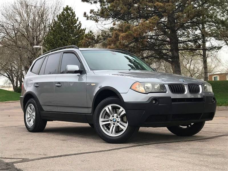 2005 BMW X3 3.0i In Salt Lake City UT - Used Cars and Trucks For Less