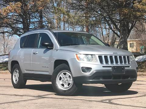 2011 Jeep Compass for sale in Salt Lake City, UT