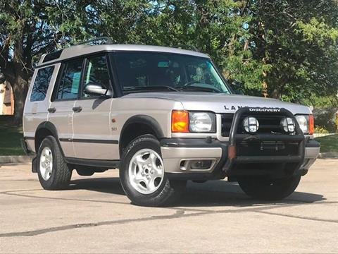 2001 Land Rover Discovery Series II for sale in Salt Lake City, UT