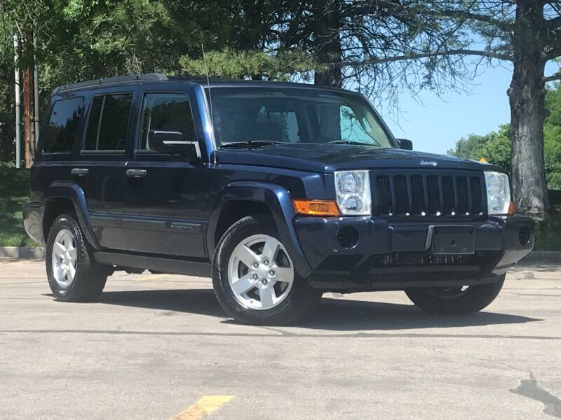 2006 Jeep Commander for sale at Used Cars and Trucks For Less in Millcreek UT