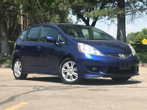 2011 Honda Fit for sale at Used Cars and Trucks For Less in Millcreek UT