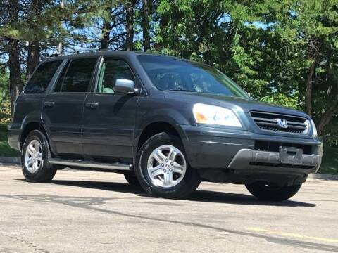 2005 Honda Pilot for sale at Used Cars and Trucks For Less in Millcreek UT