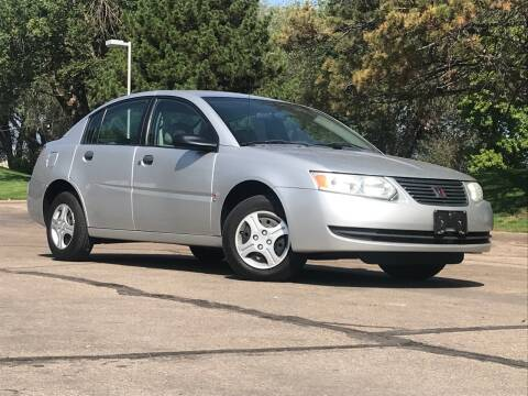 2005 Saturn Ion for sale at Used Cars and Trucks For Less in Millcreek UT