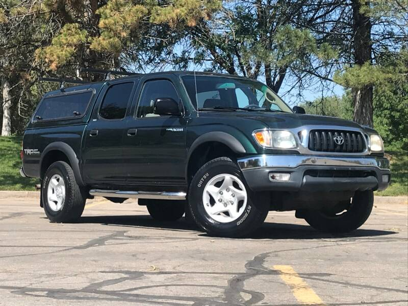 2003 Toyota Tacoma for sale at Used Cars and Trucks For Less in Millcreek UT