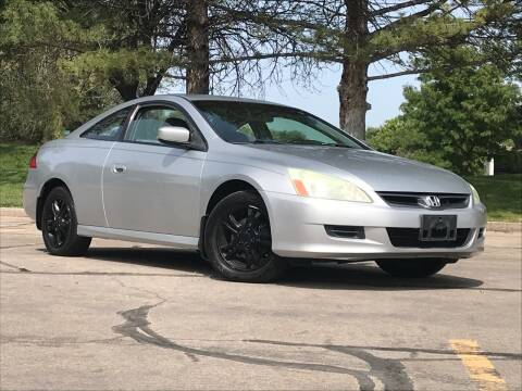 2006 Honda Accord for sale at Used Cars and Trucks For Less in Millcreek UT