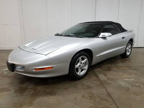 1996 Pontiac Firebird for sale in Lake In The Hills, IL