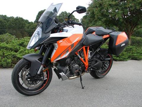 2016 KTM 1290 SuperDuke GT for sale at Michael's Cycles & More LLC in Conover NC
