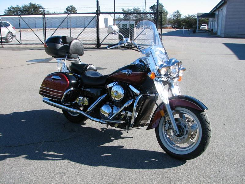 2002 Kawasaki VN1500 Vulcan Nomad for sale at Michael's Cycles & More LLC in Conover NC