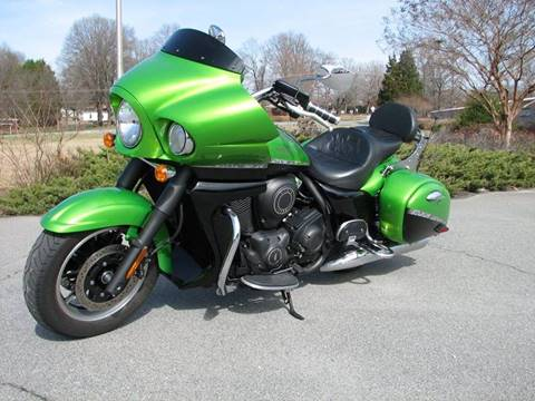 2012 Kawasaki Vulcan for sale at Michael's Cycles & More LLC in Conover NC