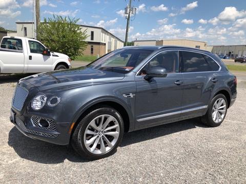 2017 Bentley Bentayga for sale in Ashland, VA