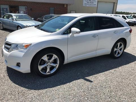 2014 Toyota Venza for sale in Ashland, VA