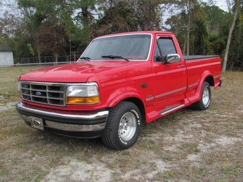 1993 Ford F-150 for sale at Pure 1 Auto in New Bern NC