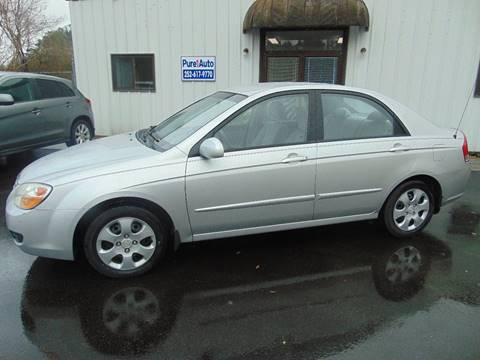 2008 Kia Spectra for sale at Pure 1 Auto in New Bern NC