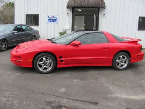 2002 Pontiac Firebird for sale at Pure 1 Auto in New Bern NC