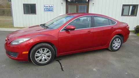 2012 Mazda MAZDA6 for sale at Pure 1 Auto in New Bern NC