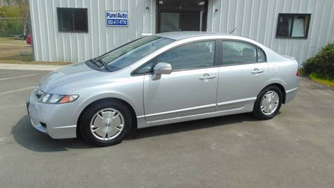 2009 Honda Civic for sale at Pure 1 Auto in New Bern NC