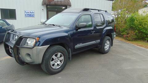 2006 Nissan Xterra for sale at Pure 1 Auto in New Bern NC