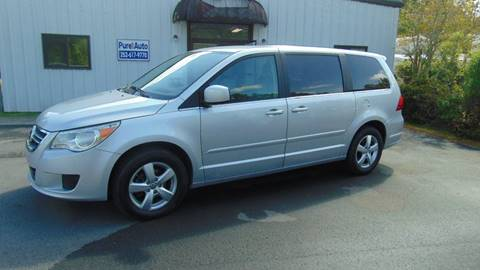 2010 Volkswagen Routan for sale at Pure 1 Auto in New Bern NC